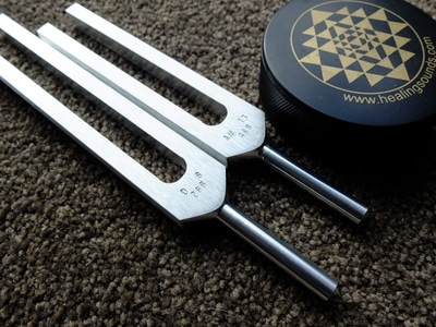 DnA tuning forks